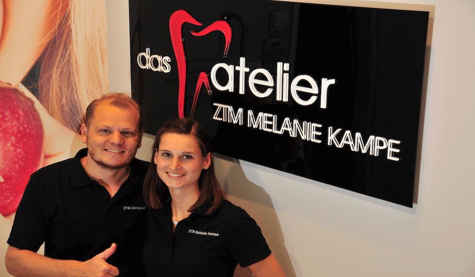 ZTM Melanie und Christoph Kampe